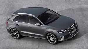 Audi Q3 RS photo titan