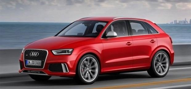 Audi RS Q3 описание технические характеристики фото