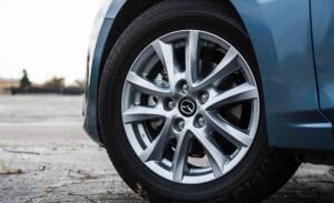 Mazda 3 Sedan 2016 года