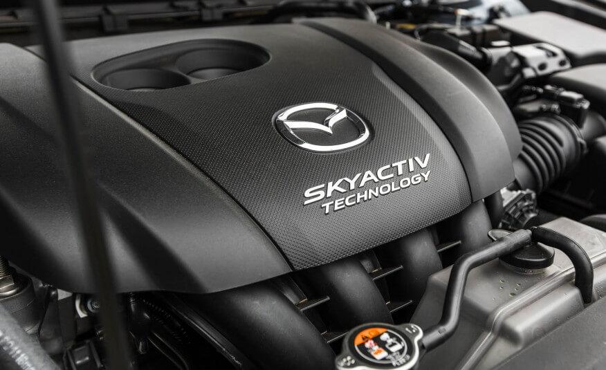 Двигатель Mazda 3 Sedan 2016 года