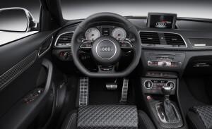 Audi Q3 RS salon
