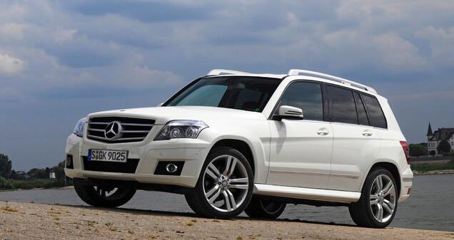 Mercedes-Benz GLK 350 4MATIC
