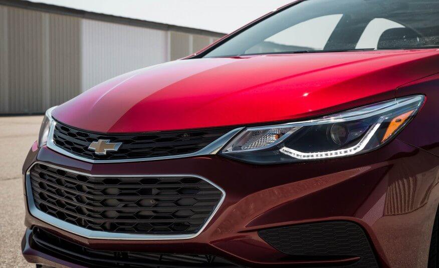 шевроле круз цена нового авто 2016