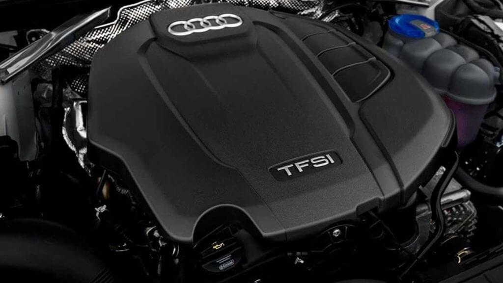 Двигатель Audi A4 allroad quattro 2016