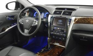 Тойота Камри 2016 в новом кузове. Фото, цена
