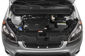 2016 Kia Soul двигатель