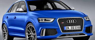 Audi-RS-Q3 технические характеристики