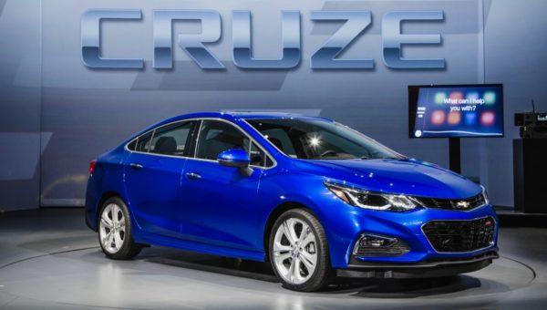 Новый Chevrolet Cruze 2 2016: цена