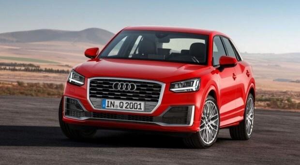 Новый кроссовер Audi Q2