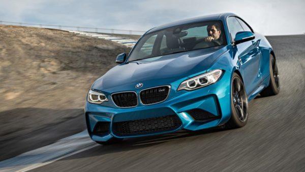 BMW M2 Coupe цена
