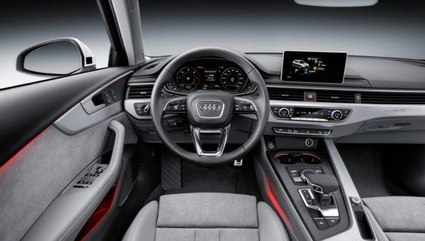 Audi A4 allroad quattro 2016: цена