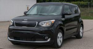Kia Soul EV 2016 комплектации и цены